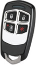 4 button keychain remote control for the Lynx Touch 7000